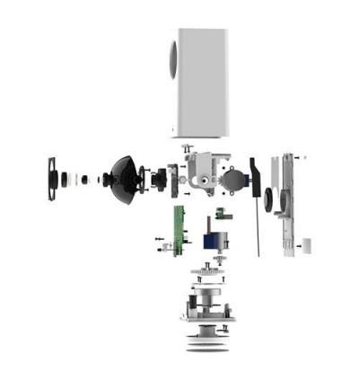 [ORIGINAL] XIAOMI Dafang 1080P MiJia Smart Monitor Camera 360° Degree Da fang Smart Home HD Intelligent Security WIFI IP CCTV with Night Vision