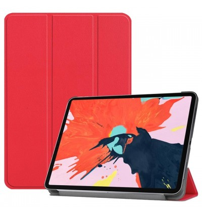 "iPad Pro 11"" Case Premium PU Leather iPad Pro 11 inch 2018 Support 2nd Gen Apple Pencil Wireless Charging"