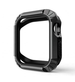 Apple Watch 40mm Rugged Protective Case Bumper Casing Protector Guard for Apple Watch Series 4, 40mm Sport NikeEdition