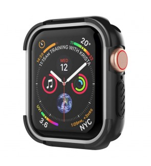 Apple Watch Series 4 44mm Rugged Case Protective Cover Shock Resistant Protector for iWatch Series 4 Sport NikeEdition 44mm