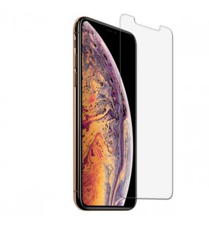 iPhone XS Max Clear Tempered Glass Premium Ultra HD 9H 0.3mm Full Cover HD Ultra Thin Scratch Proof Anti Dust Free Screen Protector Glass Film For iPhoneXS Max