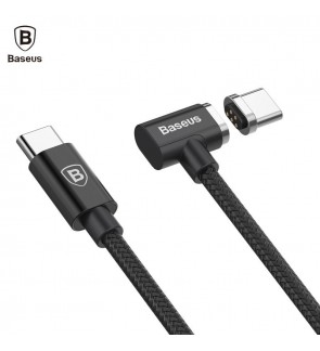 BASEUS Type-C Magnet Cable for MacBook Laptop Notebook USB-C Device 86W 20V/4.3A Quick Charge