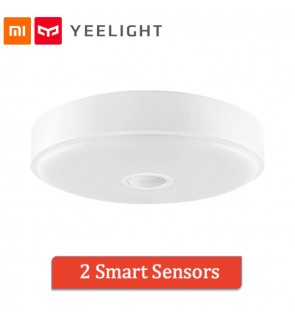 [ORIGINAL] Xiaomi Yeelight NEW 2019 YLXD09YL 10W Human Body Motion Sensor LED Ceiling Light Porch Corridor AC220-240V