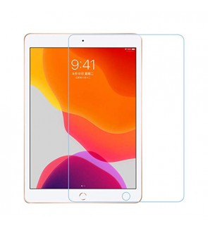 Screen Protector for Apple iPad 10.2'' 2019, [Apple Pencil Compatible] [9H Hardness] [Work with Touch ID] [Scratch Resistant] [High Definition] Tempered Glass Screen Protector for iPad 10.2 inch 2019