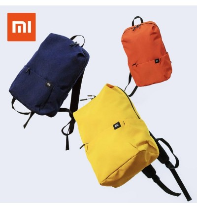 [Original] XIAOMI Mi 10L Backpack Water Repellent Light Weight Outdoor Travel Chest Pack For Men Women