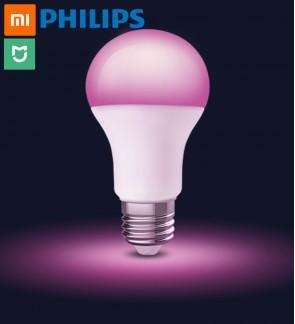 [ORIGINAL] PHILIPS Xiaomi Smart Multicolour RGB LED Bulb Ball Lamp WiFi Remote Control